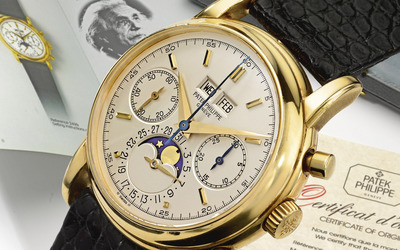 Patek Philippe & Co. wallpaper
