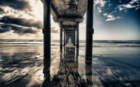 Pier wallpaper 2880x1800 jpg