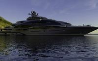 Prelude yacht wallpaper 1920x1200 jpg