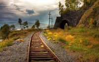 Railroad wallpaper 1920x1200 jpg