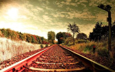 Railway [3] wallpaper