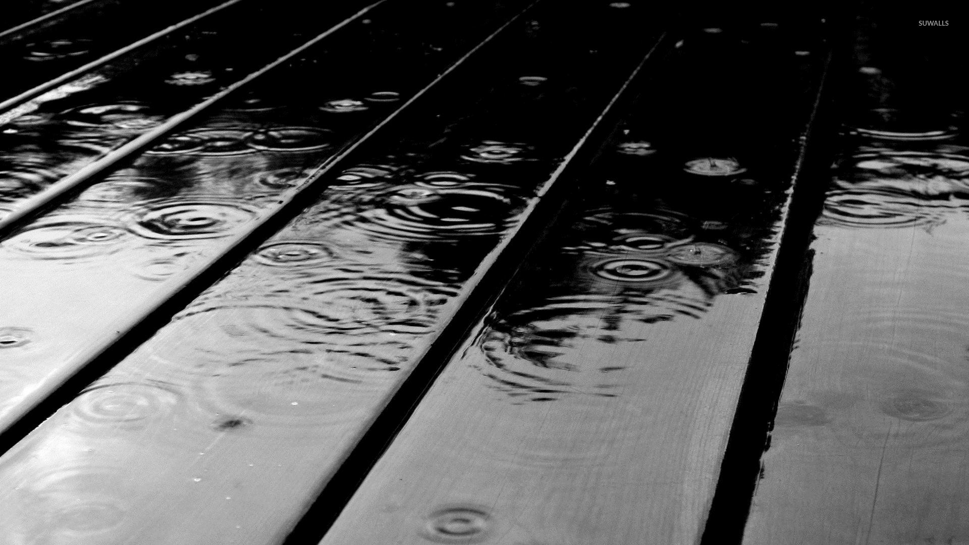 Rain [2] wallpaper - Photography wallpapers - #25726