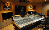 Recording studio wallpaper 2560x1600 jpg