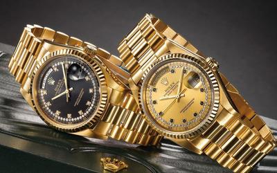 Rolex watches wallpaper