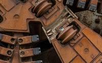Rusty mechanism wallpaper 1920x1200 jpg
