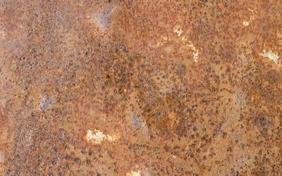 Rusty metal wallpaper