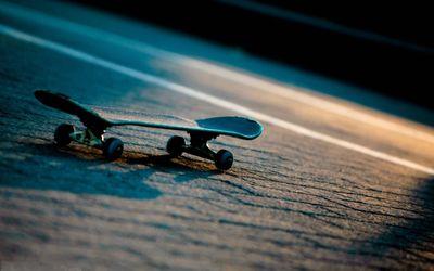 Skateboard [4] wallpaper