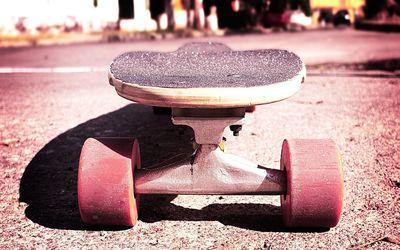 Skateboard [3] wallpaper