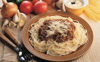 Spaghetti bolognese wallpaper 1920x1200 jpg