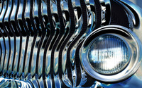Stereoscopic headlight wallpaper 2560x1600 jpg