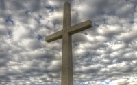 Stone cross wallpaper 1920x1080 jpg