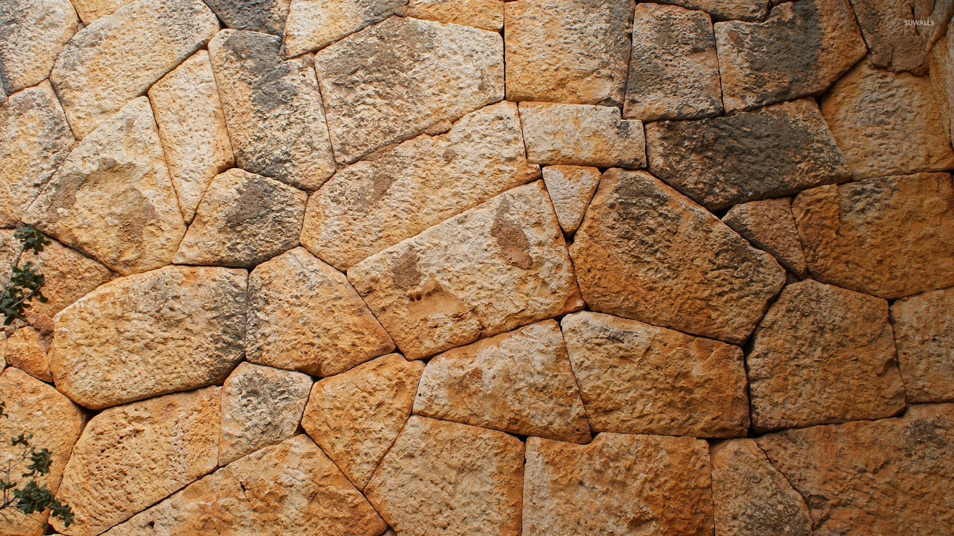 Stone wall wallpaper photography wallpapers 22481 for Stone wallpaper