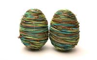 Straw easter eggs wallpaper 1920x1200 jpg