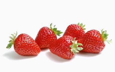 Strawberries [3] wallpaper