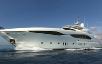 Sunseeker Predator 130 yacht wallpaper 1920x1080 jpg