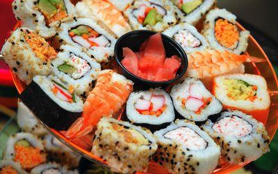 Sushi [4] wallpaper