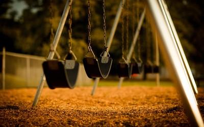 Swings wallpaper