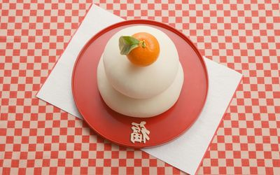 Tasty japanese dessert wallpaper