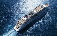 Top view of the MS Europa 2 wallpaper 1920x1200 jpg