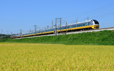 Train [33] wallpaper