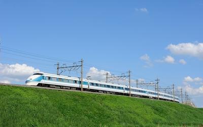 Train [28] wallpaper