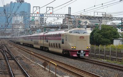 Train [49] wallpaper
