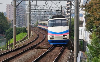 Train [29] Wallpaper