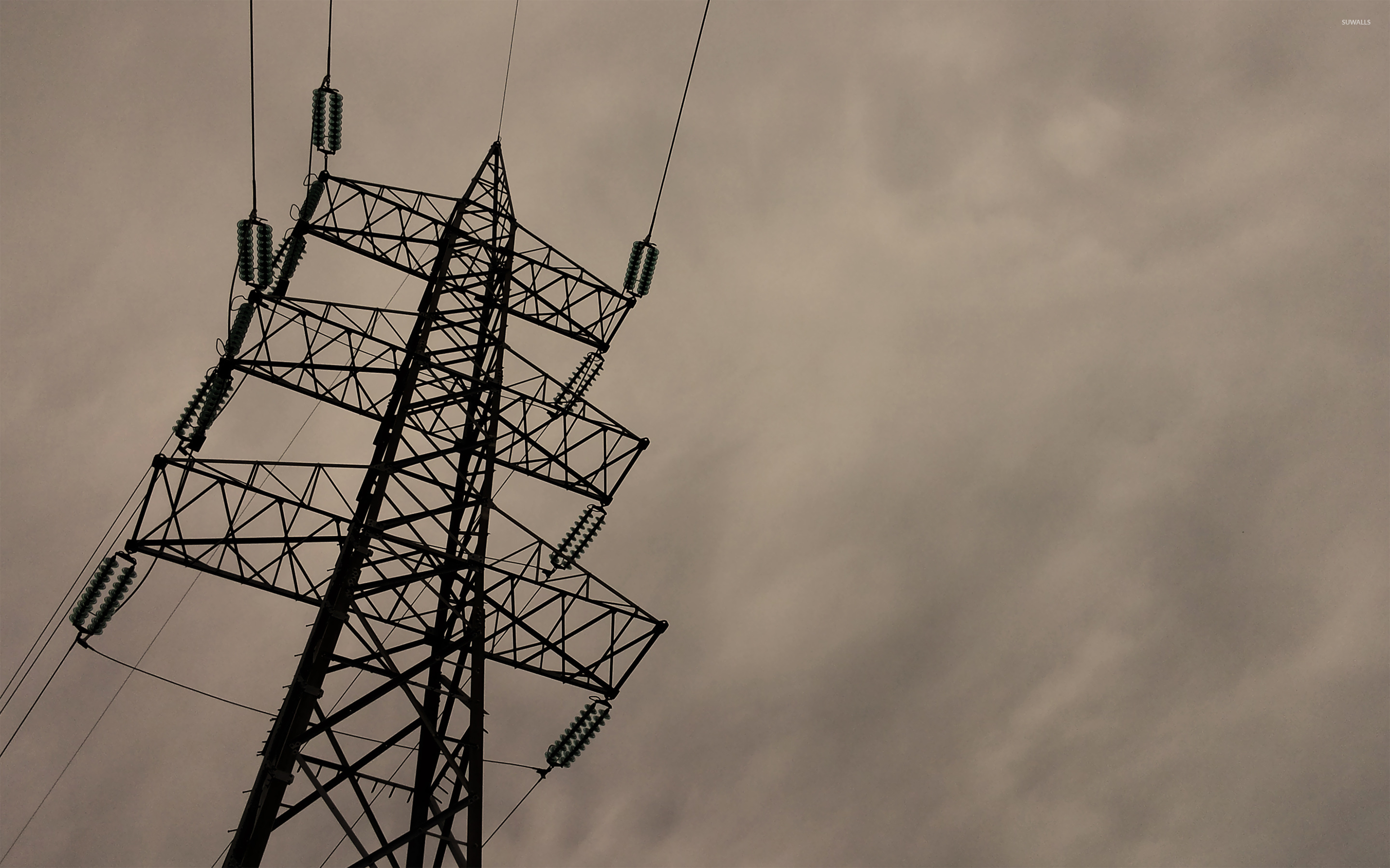 Transmission Tower Wallpaper Photography Wallpapers 31754