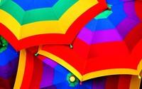 Umbrellas [2] wallpaper 2560x1600 jpg