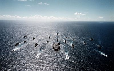 US Navy fleet wallpaper