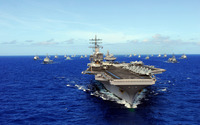 USS Ronald Reagan wallpaper 2880x1800 jpg
