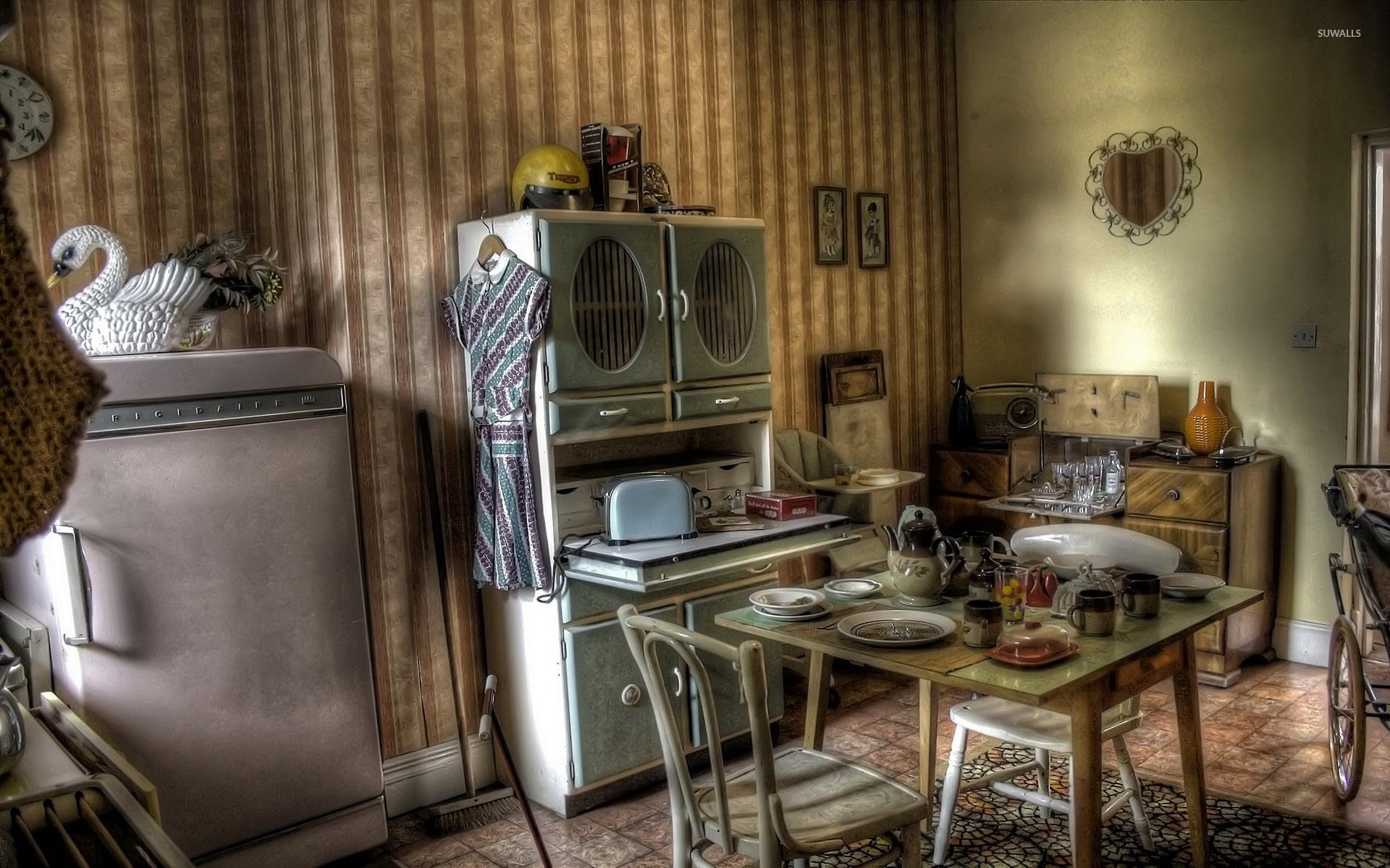 Vintage Kitchen Background ~ Vintage kitchen wallpaper photography wallpapers