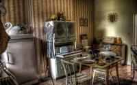 Vintage kitchen [2] wallpaper 1920x1200 jpg