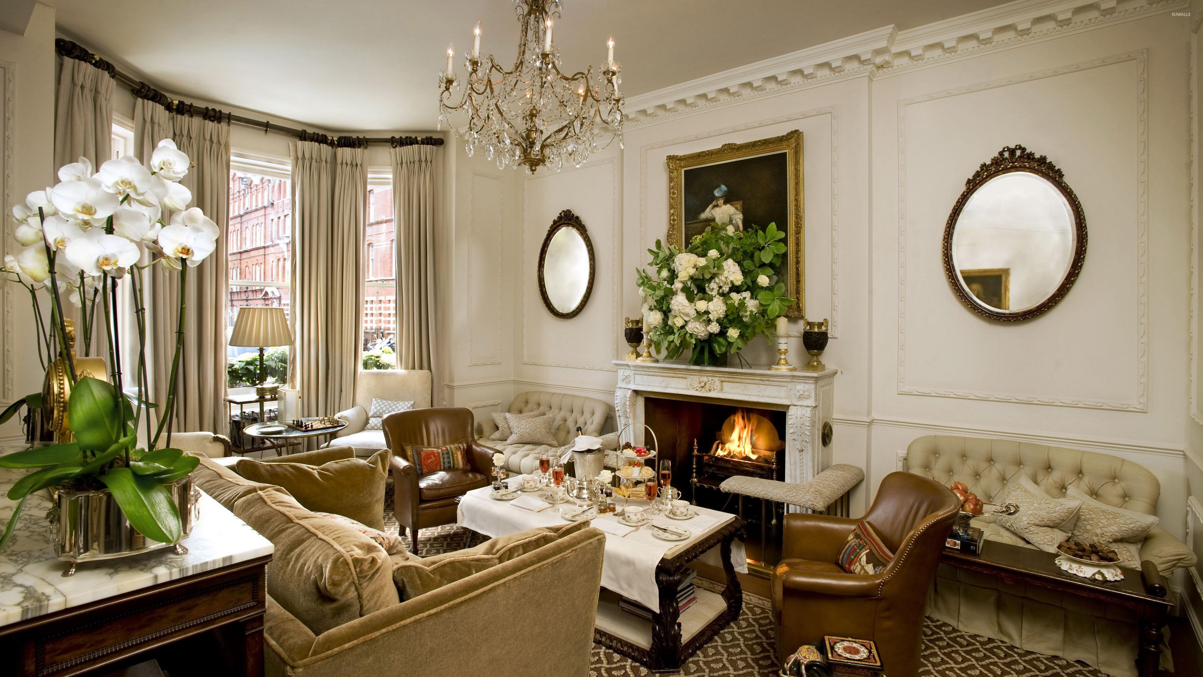 vintage living room 40418
