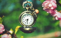 Vintage watch [3] wallpaper 2560x1600 jpg