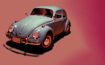 Volkswagen Beetle [6] wallpaper