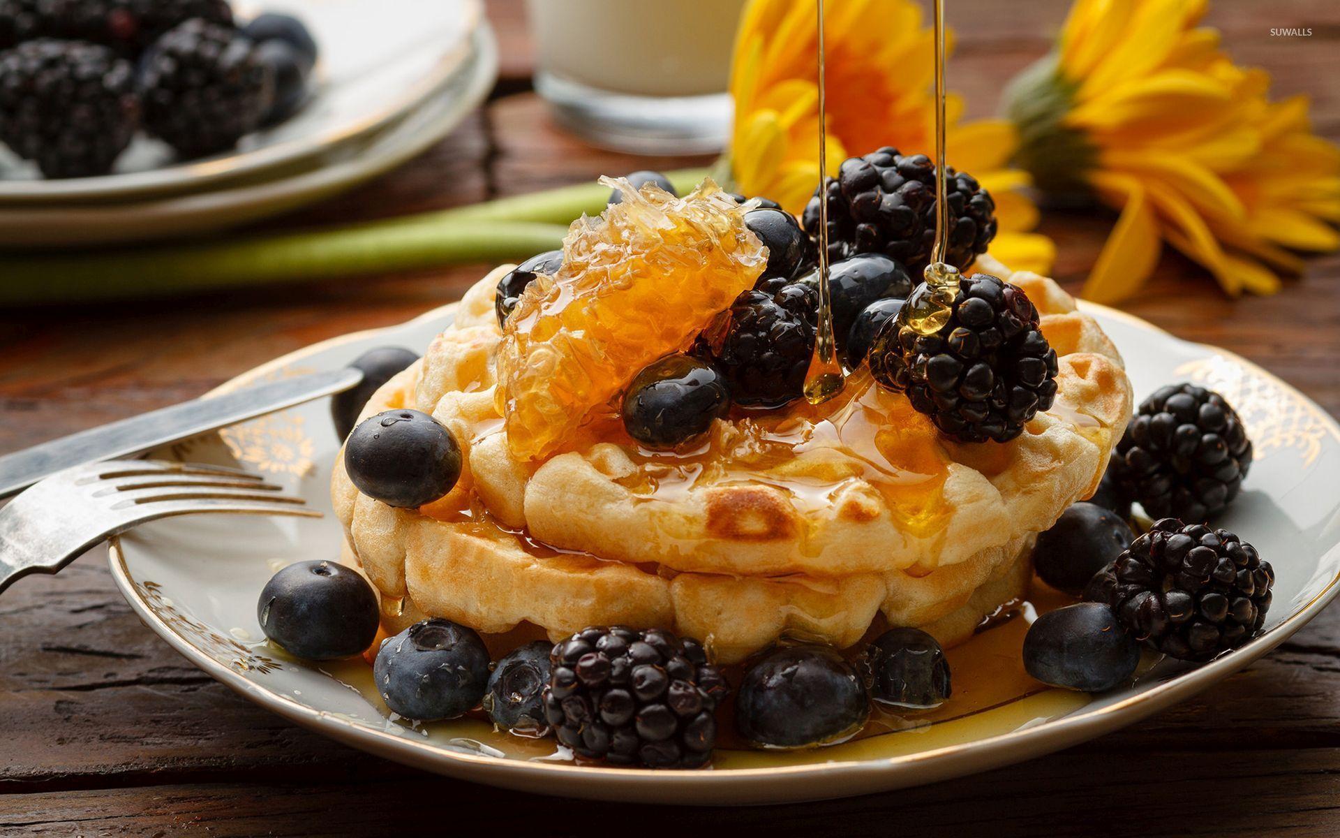 waffles wallpaper 2560x1600 - photo #4