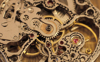 Watch mechanism [2] wallpaper 1920x1200 jpg
