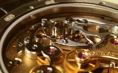 Watch mechanism [4] wallpaper