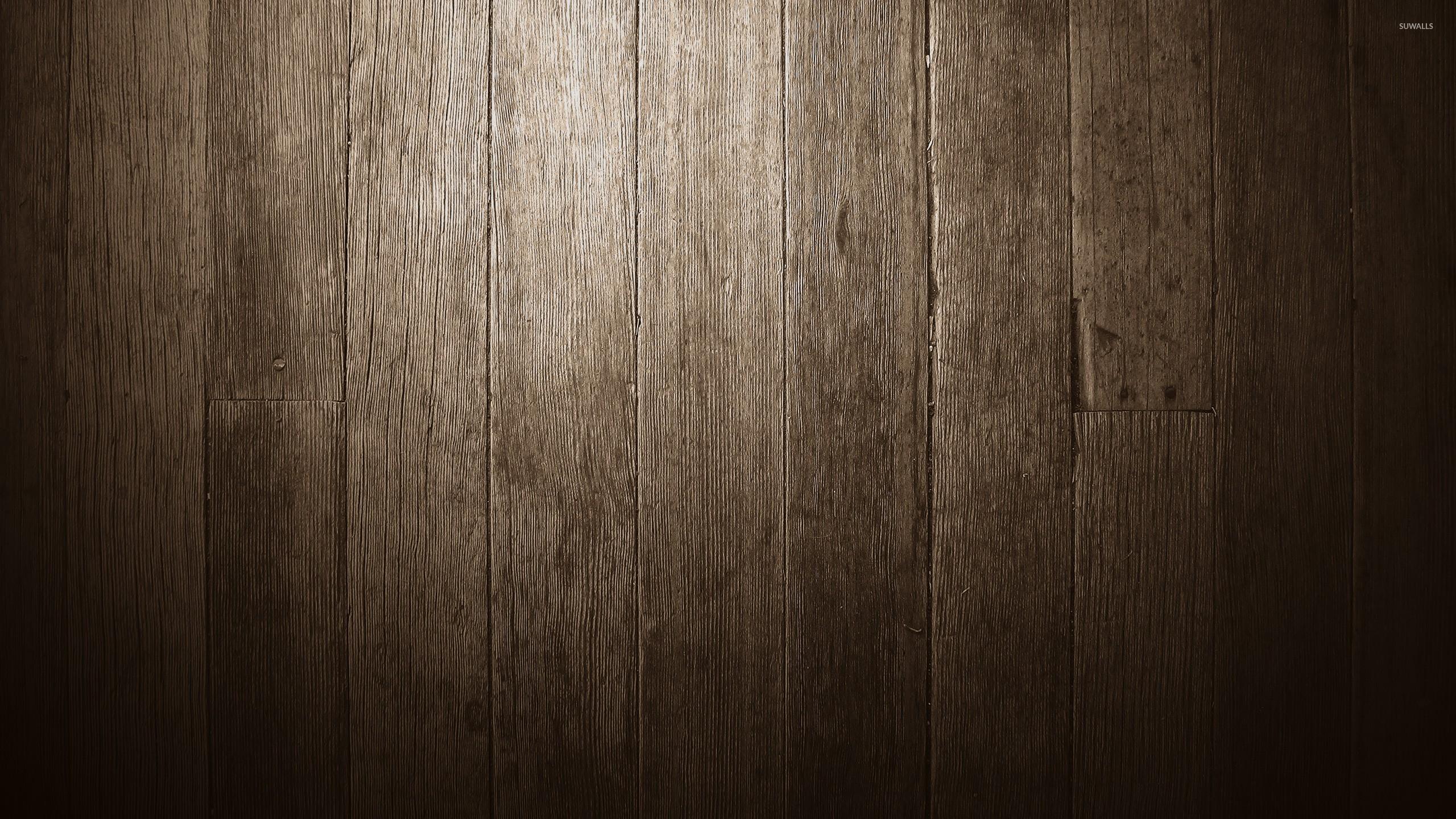 Wood Panels Wallpaper