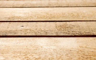 Wooden dock Wallpaper