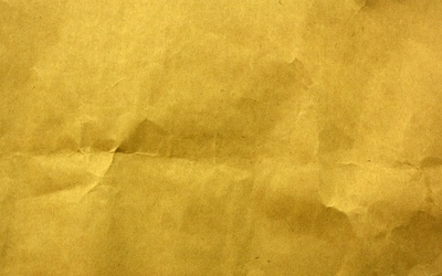 Yellow vintage paper wallpaper