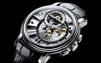 Zenith silver watch wallpaper 1920x1080 jpg