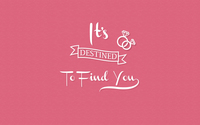 Destined to find you wallpaper 1920x1080 jpg