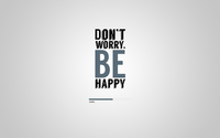 Don't worry be happy is still loading wallpaper 1920x1080 jpg