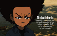 Huey Freeman - The Boondocks wallpaper 1920x1080 jpg