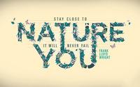 Nature will never fail you wallpaper 1920x1200 jpg