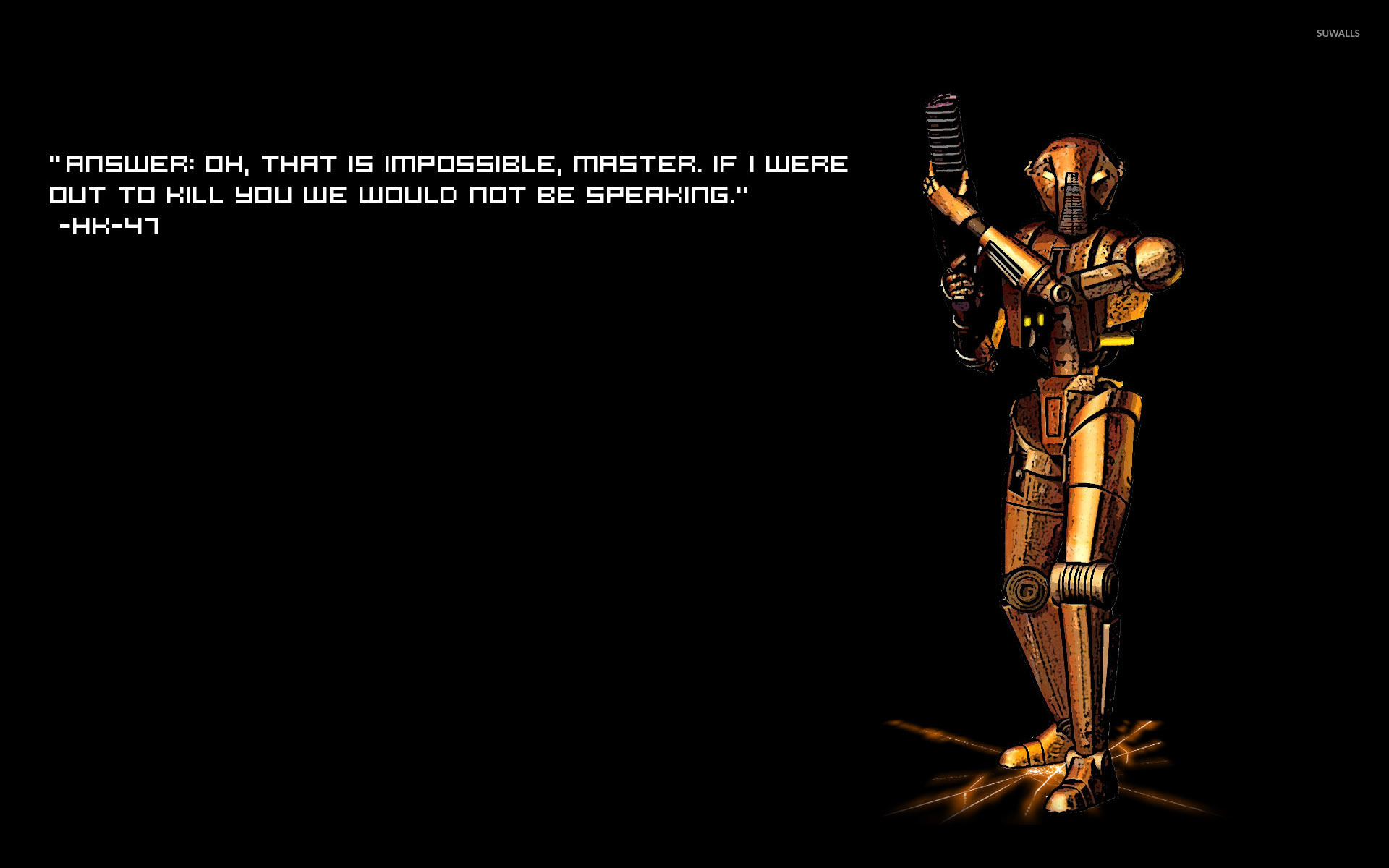 Star Wars Quote Wallpaper Quote Wallpapers 29280