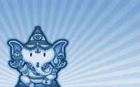 Lord Ganesha wallpaper 2560x1600 jpg
