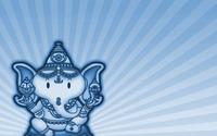 Lord Ganesha wallpaper 2560x1600 jpg